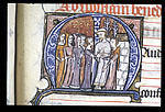 Historiated initial