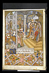 Charles the Bold and his court