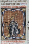 Solomon enthroned