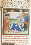 Murder of Barsine and her son Hercailes