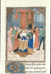 Coronation of Baldwin IV