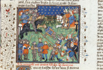 Rescue of king Haguel