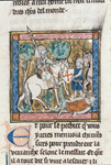 Knight defeating Bagdemagus