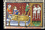 Execution of the murderers of Darius