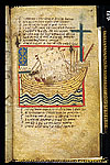 Charlemagne sailing home