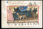 Inferno: Dante, the leopard and the lion
