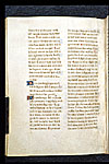 Text page with illuminated initials.