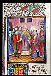 Marriage of Melusine and Raymond