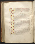Full page-length initial