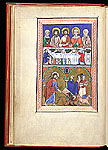 Wedding at Cana and Expulsion of the Moneychangers