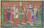 Marriage of king Alfour and princess Sybil