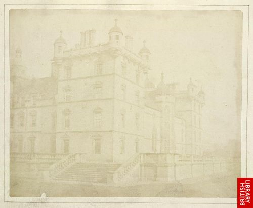Heriot's Hospital, Edinburgh. [Now George Heriot's School.]