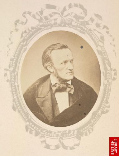 [Richard Wagner.]