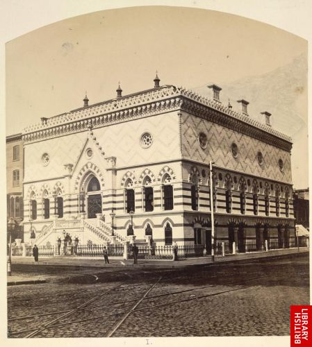 [General view of the building]