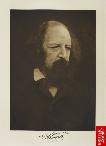 Alfred, Lord Tennyson, 1866 from life.