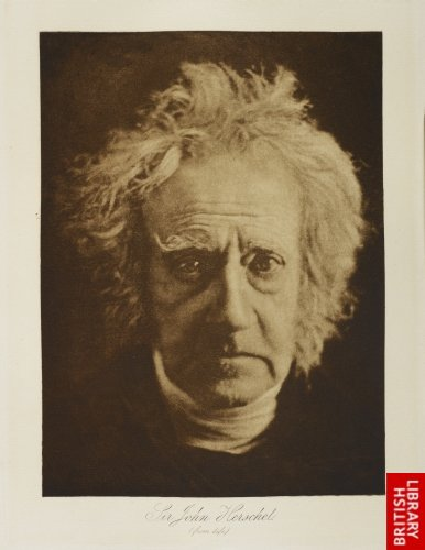 Sir John Herschel from life.