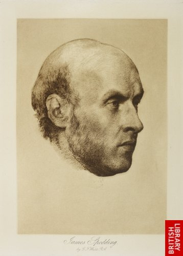 James Spedding. By G. F. Watts, R.A.
