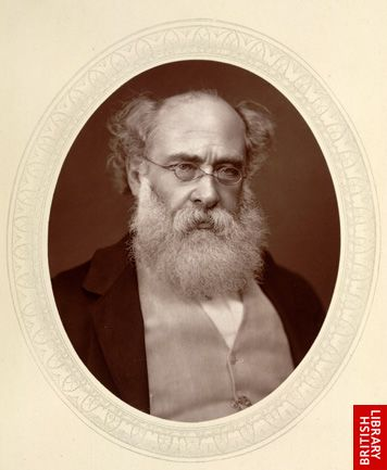 Anthony Trollope.