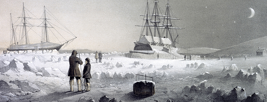 Lines in the Ice: Seeking the Northwest Passage