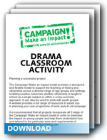 Download the Drama Classroom Activity