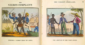 The Negro's Complaint by William Cowper