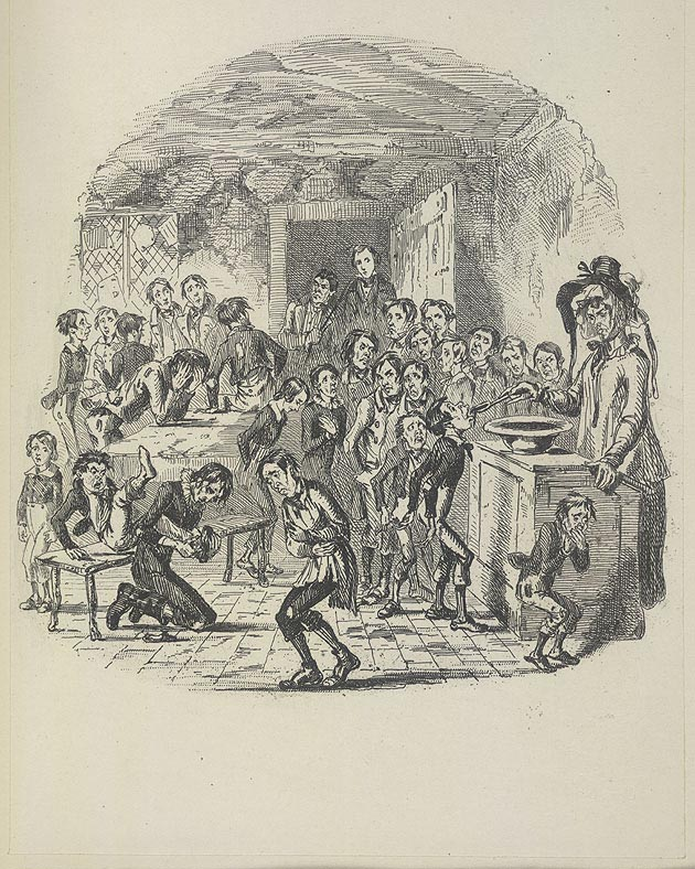 Image of Illustration from Nicholas Nickleby