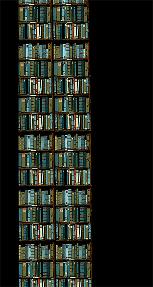 Image of Tower of Books