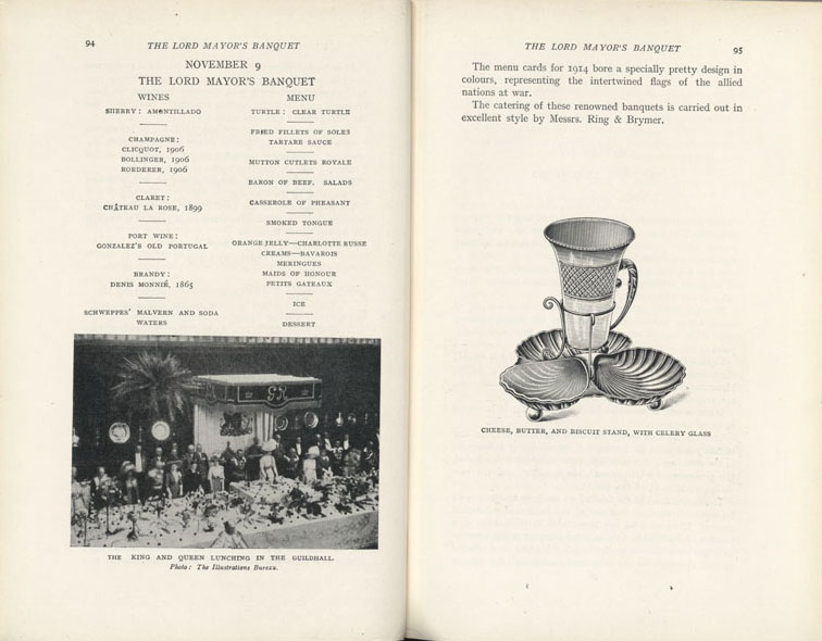 Image of The Whole Art of Dining – Banquets