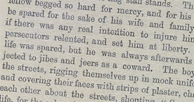 Detail of Old Folkestone Smugglers - Obnoxious Officer p.39