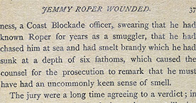 Detail of Smugglers and Smuggling - Acquittal p.37