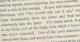 Detail of Smugglers and Smuggling - Shooting p.36