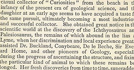 Some Account of Lyme Regis - Mary Anning p.25