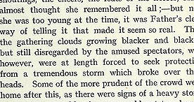 Detail of The Heroine of Lyme Regis - Storm p.2