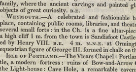 Detail of The Scientific Tourist - Caverns and Quarries p.122