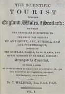 Detail of The Scientific Tourist - Title Page