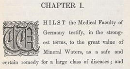 Detail of Five Minutes' Advice - German Medics p.7