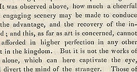 Invalid's Companion to Bath - Cheerful Scenery p.119