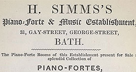 Five Minutes' - Advert for Musical Instruments