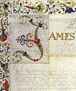 Letter from James I to an unspecified Asian ruler