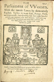 Parliament of Women 1646