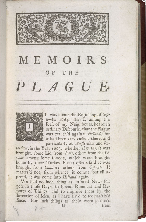 Journal of a Plague Year p1