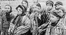 Children in concentration camp