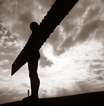 Image from North East - The Angel of the North