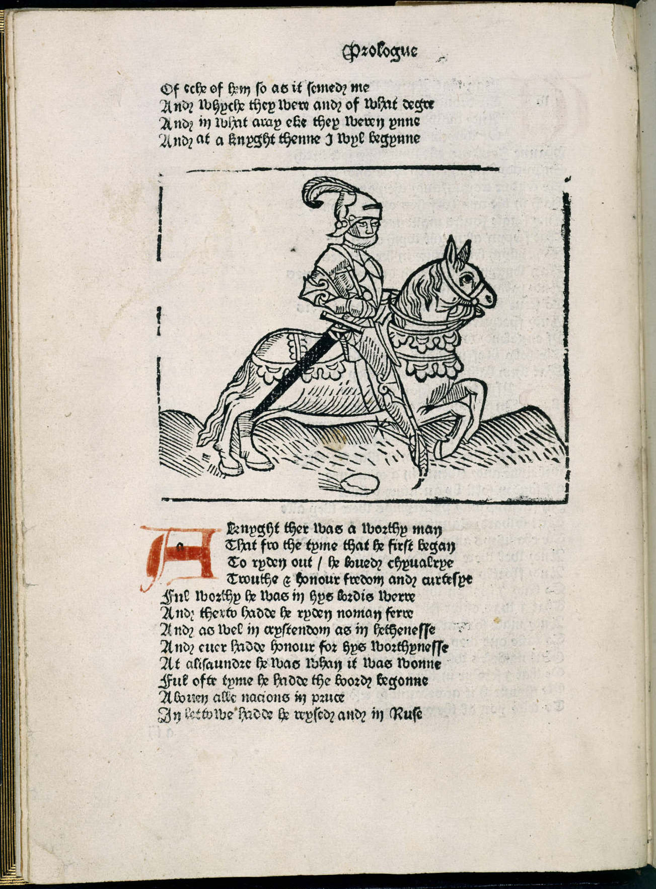 Caxton's Chaucer