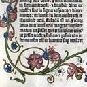 english all english all Gutenberg Bible