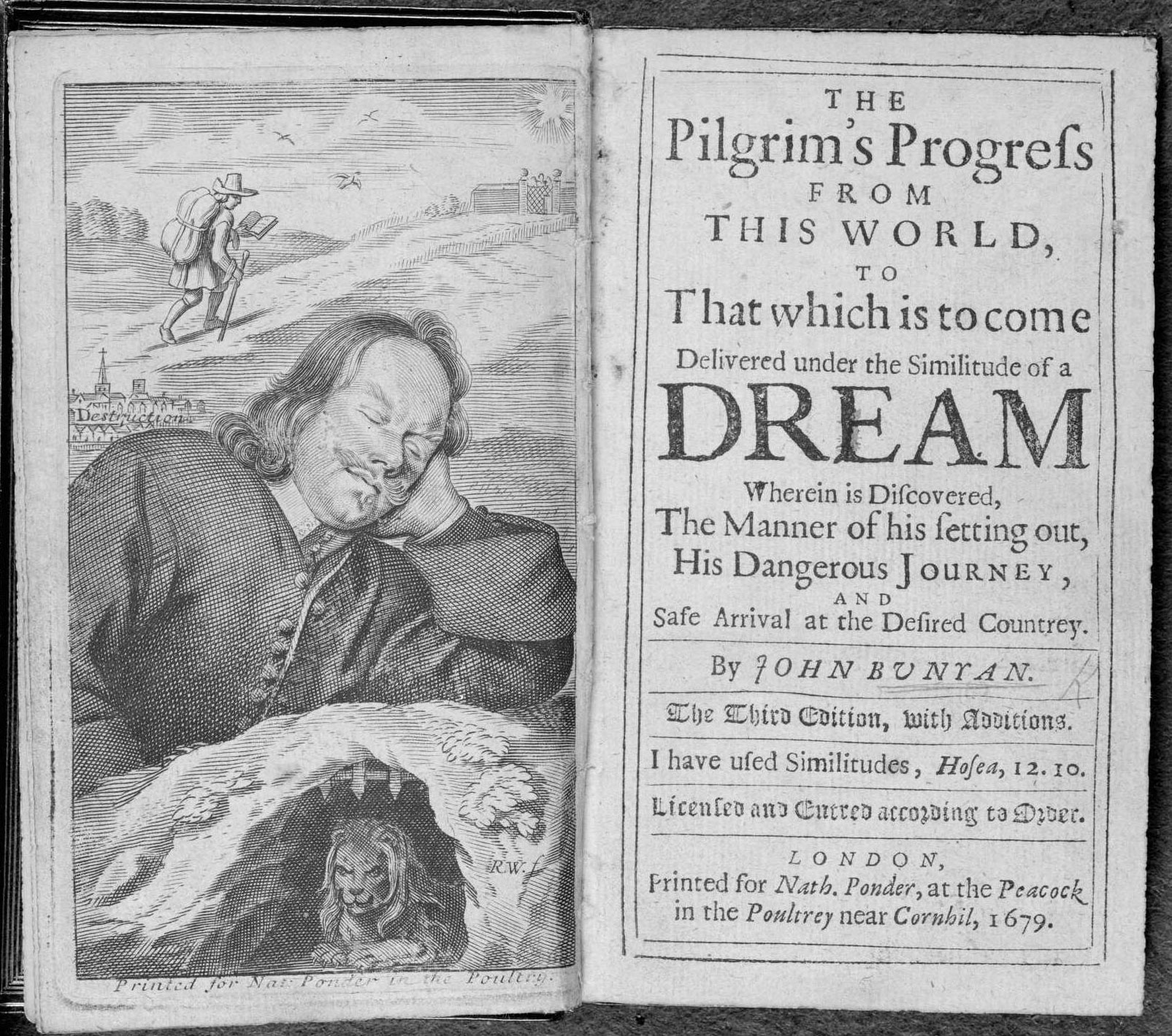 Bunyan, Pilgrim's Progress