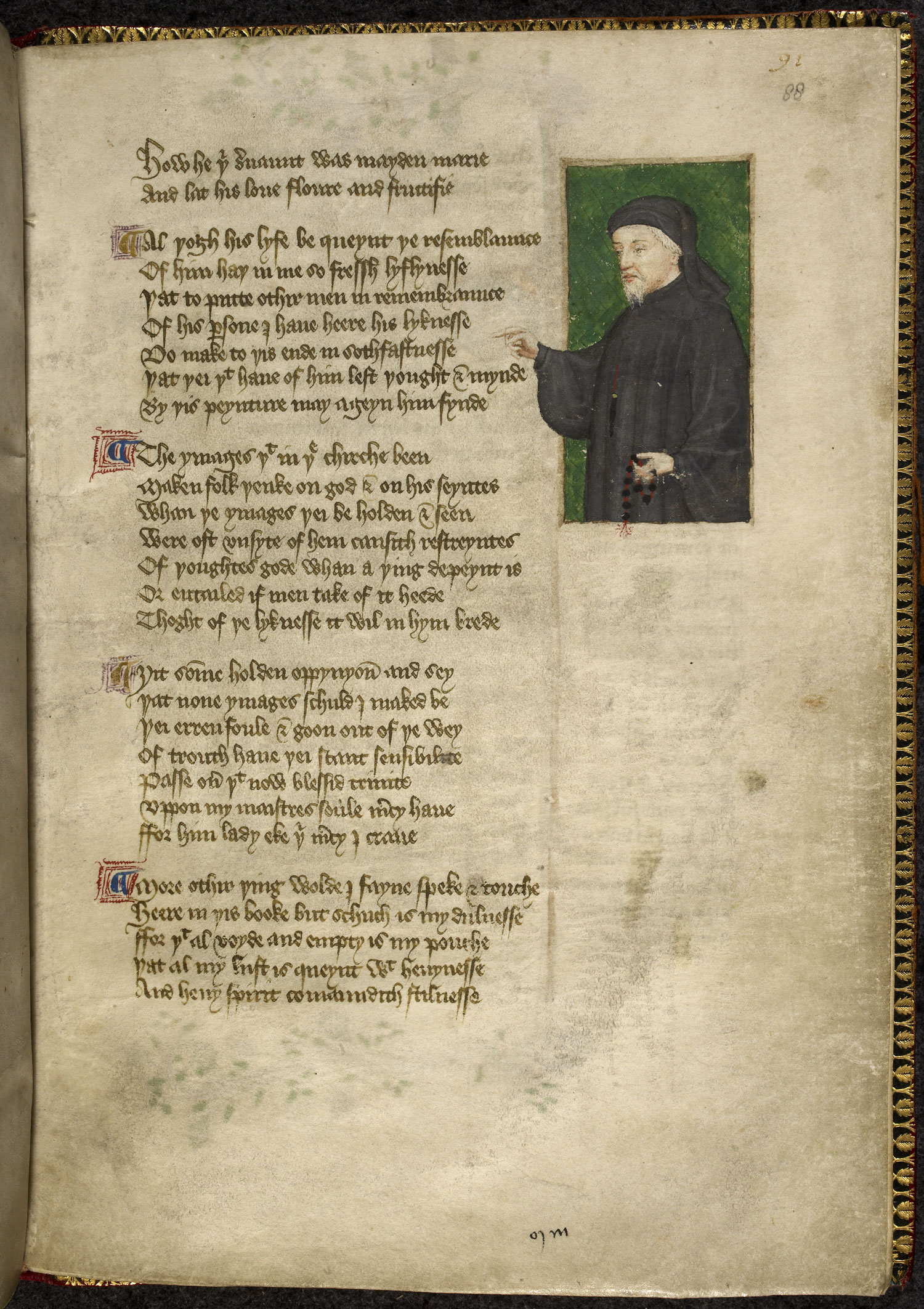 Chaucer's influence