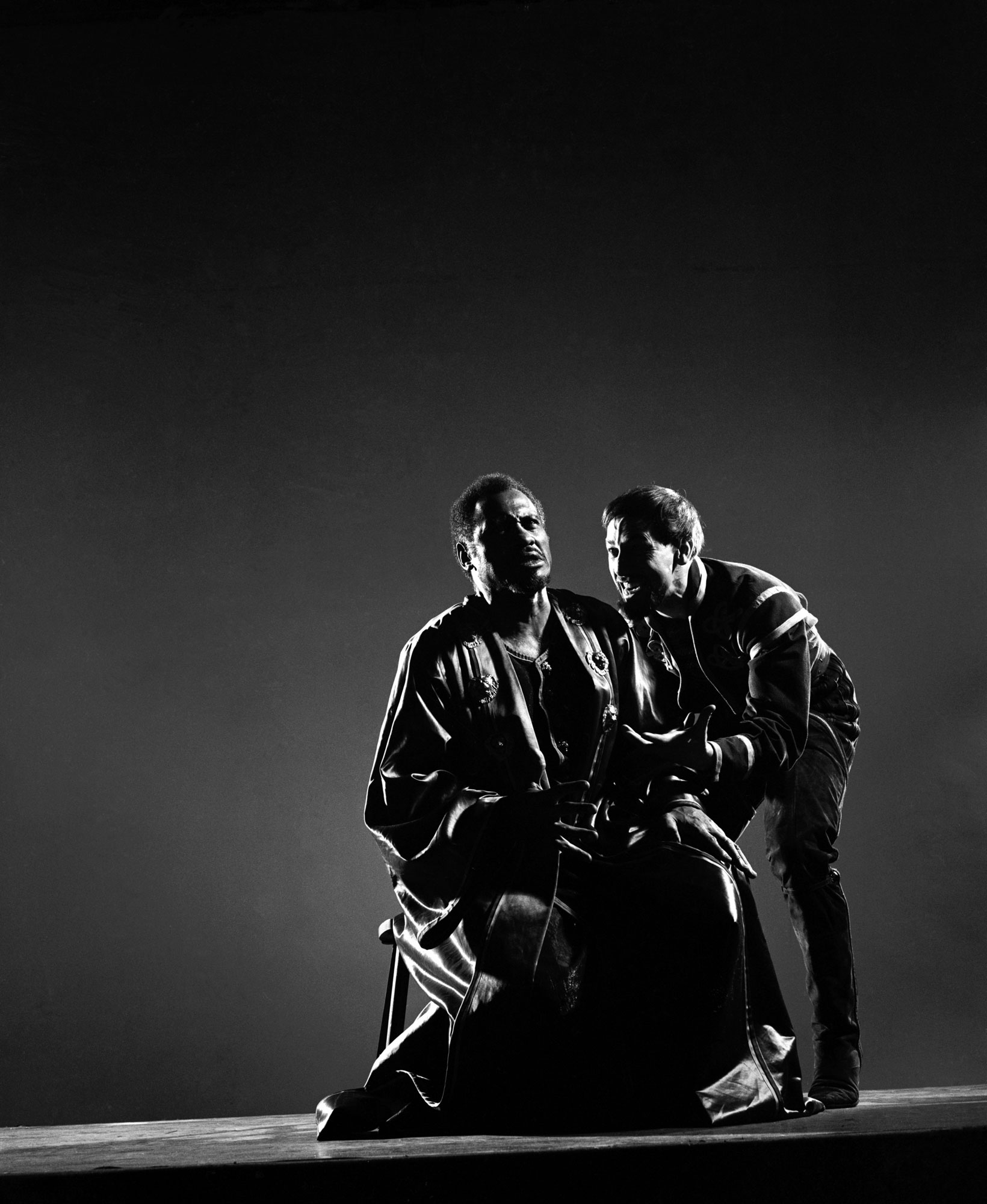 Paul Robeson's Othello