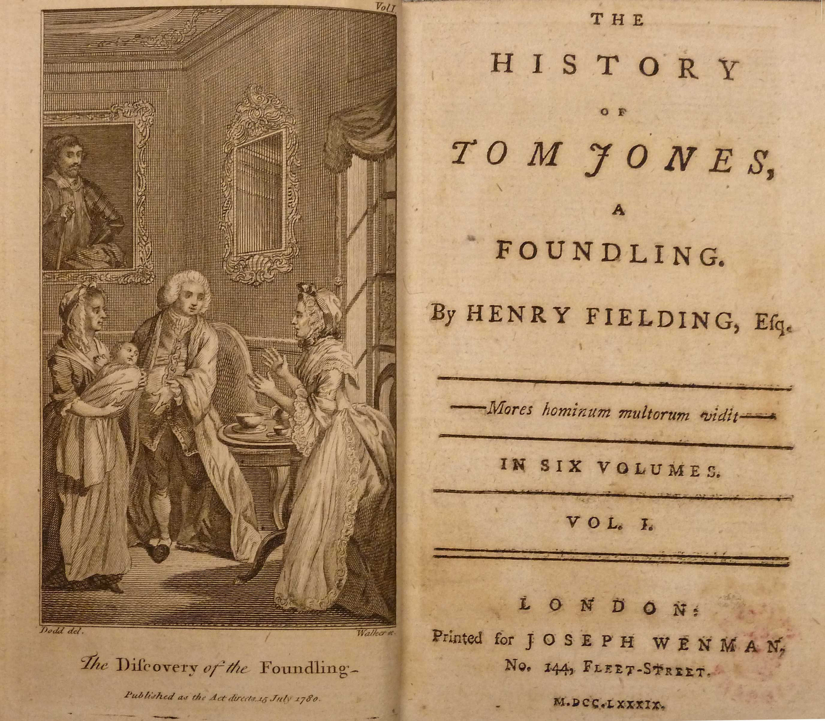 Henry Fielding, Tom Jones