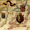 all all Elizabeth I's Map